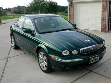 2004 Jaguar X Type 3.0