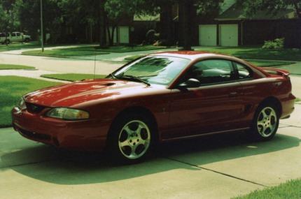1997 Ford Mustang Cobra Svt Radmacs Cars